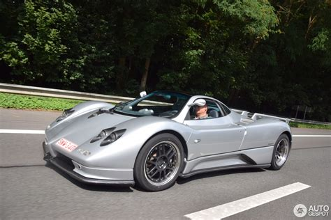 Pagani Zonda Revolucion Priced At £2.3m