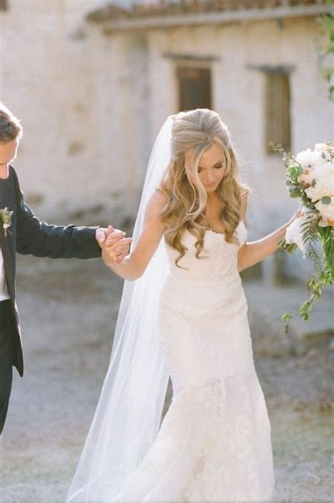 down hairstyles for weddings 20 creative and beautiful wedding hairstyles for long hair