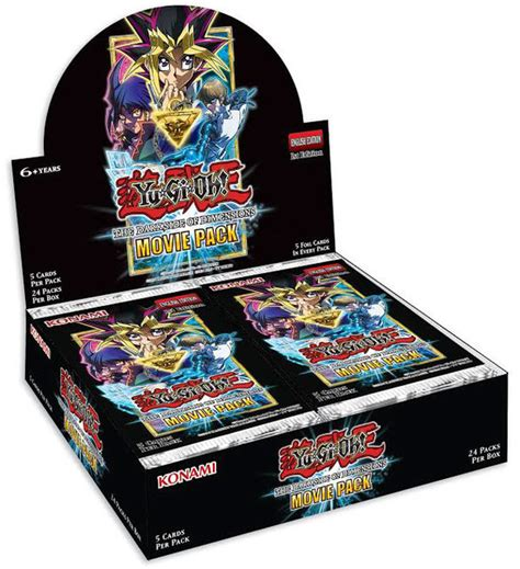 Yugioh Tcg Side Deck by The Side Of Dimensions Booster Box Yu Gi Oh