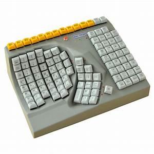 Single, Hand, Keyboard, By, Maltron, Keyboards, Ergocanada