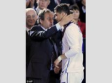 UEFA chief Michel Platini blasts Real Madrid's £80m bid
