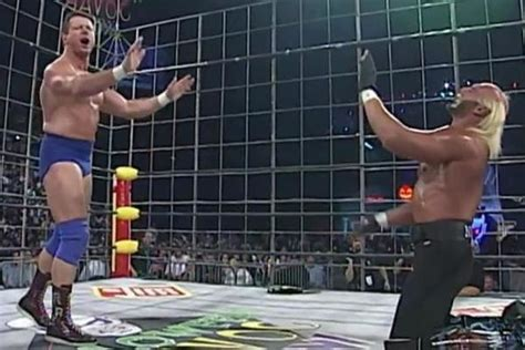 Halloween Havoc 1996 Piper by 10 Most Ridiculous Hulk Hogan Matches Ever Page 6
