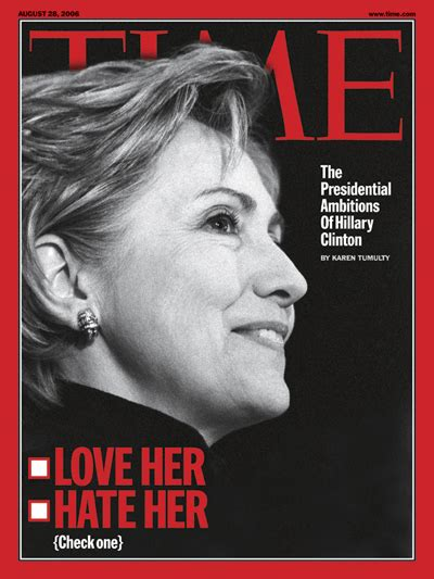 Hillary Clinton Cover by Time Magazine S Provocative Hillary Clinton Cover The
