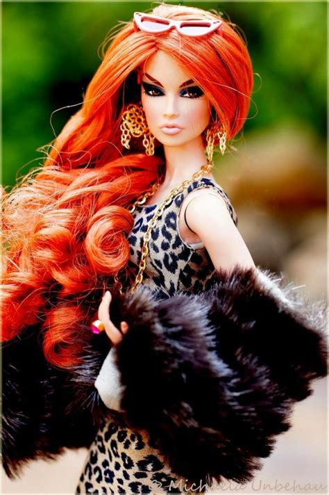 barbie fashion style dolls clothes hairstyle fav