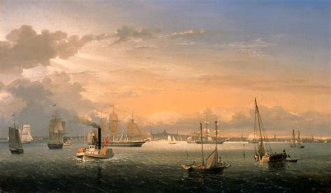 fileboston harbor  fitz hugh lane jpg wikimedia