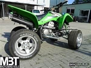 2003 Kawasaki Kfx 400 Quad With Aluminum Rims Fats