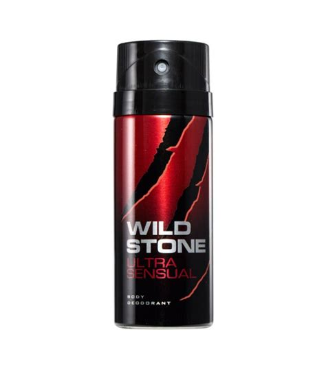 wild stone ultra sensual body spray ml