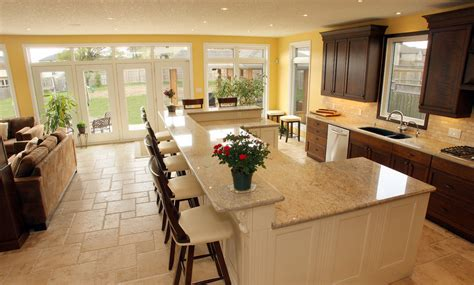 how high should kitchen cabinets be from countertop how high should the counter be