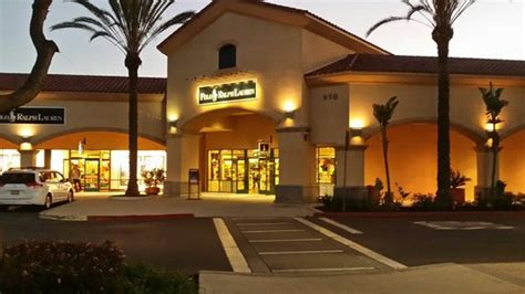 Fashion Court Section Of Camarillo Premium Outlet, Los