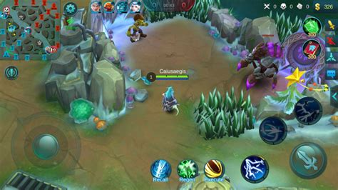 Mobile Legends Basic Mechanics