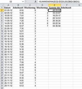 Arbeitsstunden Berechnen Pro Monat : arbeitsstunden oder andere zeiten f r verschiedene ~ Themetempest.com Abrechnung