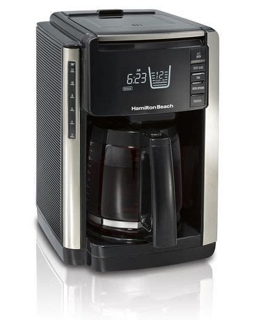 Whatever your price range, find out which one is best for you. Hamilton Beach Trucount 12 Cup Coffeemaker   Walmart.ca