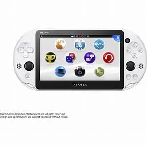PS Vita PlayStation Vita New Slim Model - PCH-2000 ...
