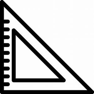 Ruler 2 Icon | Line Iconset | IconsMind