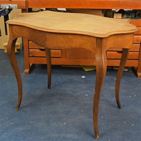 restauration dune table ancienne