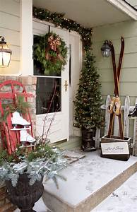 Front, Porch, Decorating