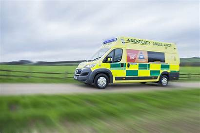 Ambulance East Midlands Service Michelin Fleet Ambulances