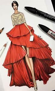 1000+ ideas about Dress Design Sketches on Pinterest