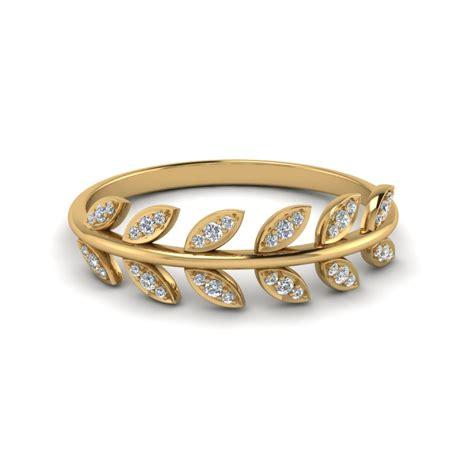 infinity beautiful diamond band  women   rose gold