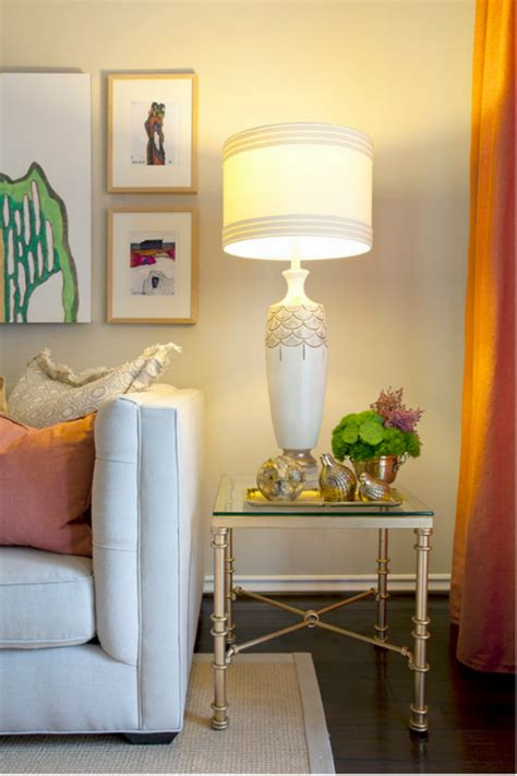 Table Lamps For Small Living Rooms  Interior Decoration