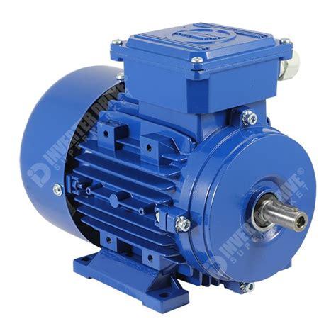 Motor Electric 4kw 220v by Marelli 0 55kw 0 75hp 2 Pole 230v 400v 3ph B3 Foot