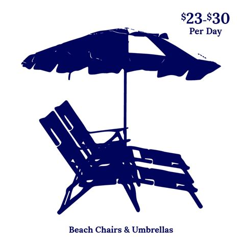 rent chairs chairs umbrellas iop chair co