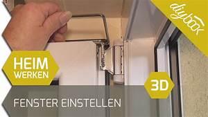 Schüco Balkontür Einstellen : fenster einstellen 3d youtube ~ Watch28wear.com Haus und Dekorationen