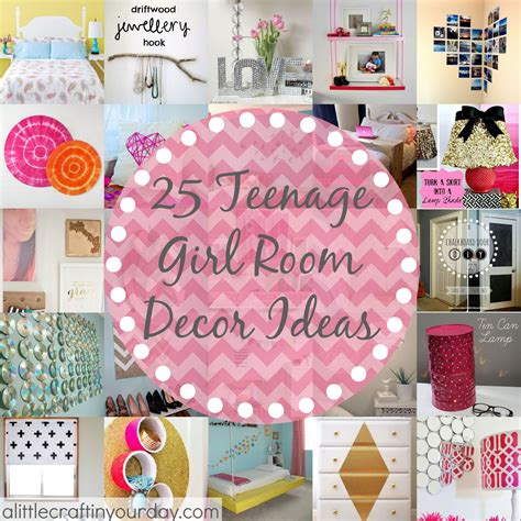 teenage girl room decor ideas teenage girl room