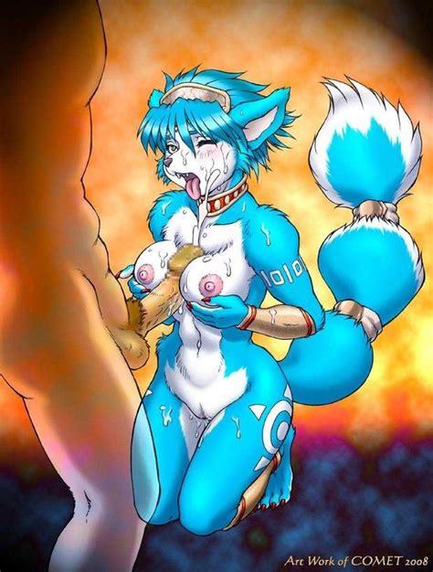 Furry krystal from starfox - Xxx Photo