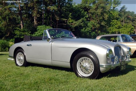 1950 Aston Martin Db2 Image. Chassis Number Lml/50/217