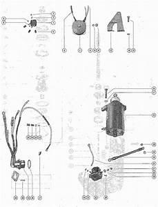 Mercury Marine 450  4 Cylinder  Starter Motor  Starter Solenoid  Rectifier  U0026 Wiring Harnes Parts