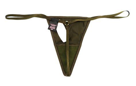 victoria s secret very sexy mini v string panty panties
