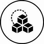 Icon Rubik Cube Cubic Inspiration Three Vectorified