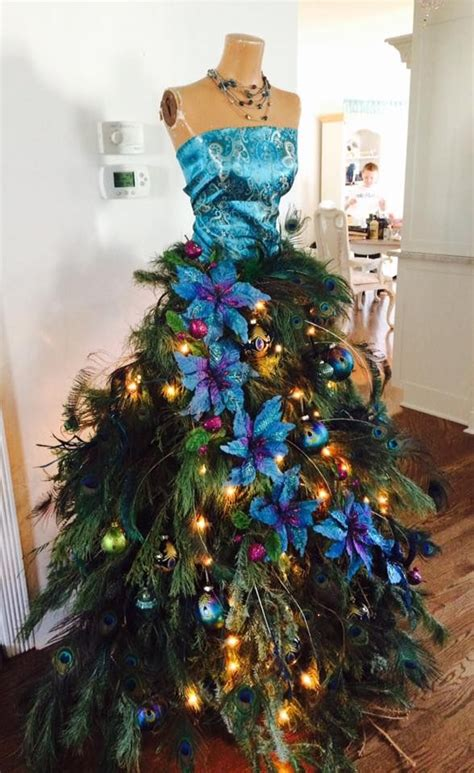 281 best images about dress form christmas trees on