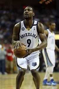 NBA Free Agency: Tony Allen resigns with Memphis Grizzlies