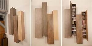 Range Cd Design : rangement cd meuble ~ Teatrodelosmanantiales.com Idées de Décoration