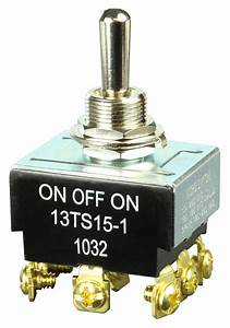 13ts15-1 Toggle Switches