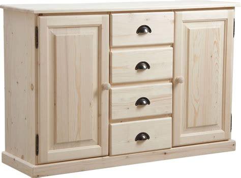 refaire cuisine prix meuble bois brut 2 portes 4 tiroirs