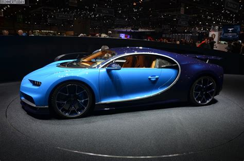 Only a few times in history has one car been the focus of a huge multinational automaker. Bugatti Chiron with 1500 horsepower
