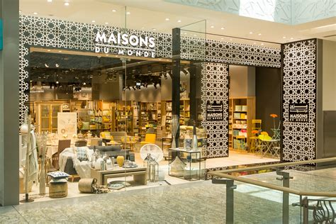 majid al futtaim fashion enters homeware space  maisons du monde future  retail business