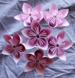 How to Make Easy Origami Flowers