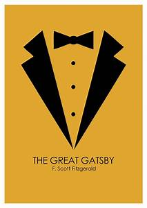 Great Gatsby Book Cover Design on Behance