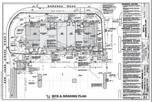 construction site plan tunstall engineering