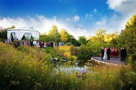 Butterfly House Missouri Botanical Garden weddings