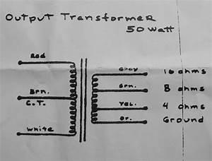 M50 50w Output Transformer    Output Transformers    Transformers    Passive Components