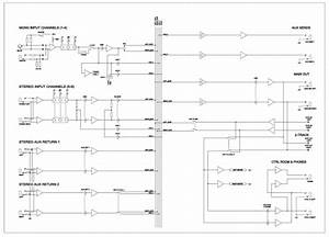 Behringer Xenyx 802 Schematic Diagram
