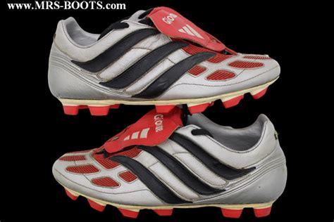 giovane elber match worn boots adidas predator shoes