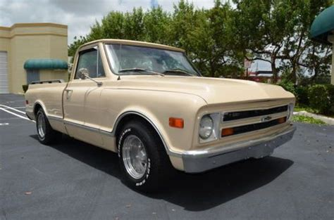 find used c10 1968 rod rod truck chevrolet classic collectible muscle vintage pickup in