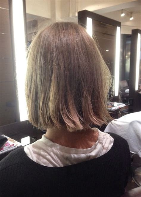 medium length bob hairstyles youll   copy