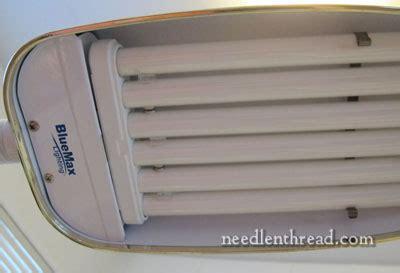 bluemax lighting iron